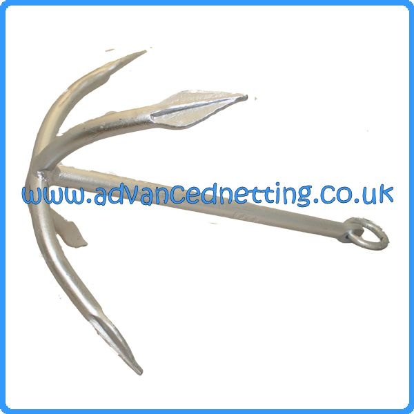 16 KG - 4 Prong Grapnel Anchor