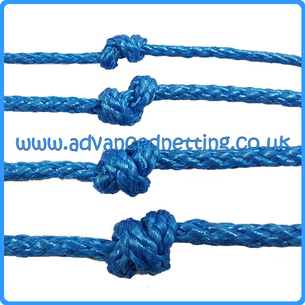 6mm Braided Polypropelene Rope 20kg Box