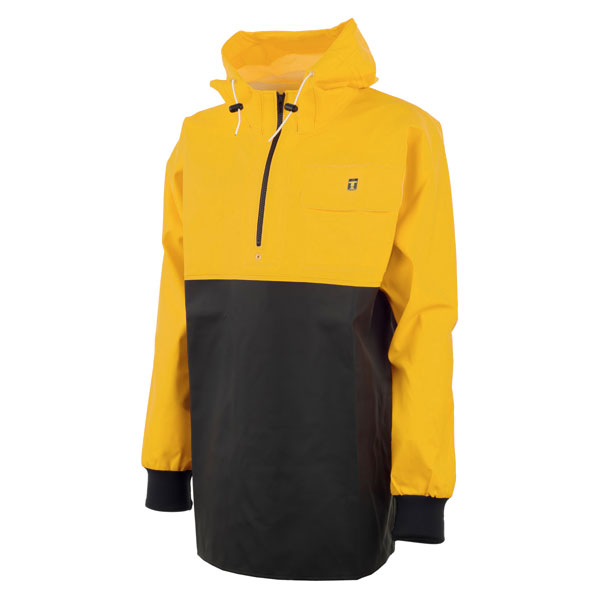 Guy Cotten Chinook Smock - Size:02) Medium Colour: Yellow/Black