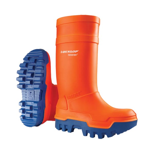 Dunlop Purofort Thermo+ Safety Wellies