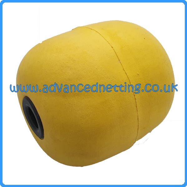 PVC Purse Float/Marker Buoy (233MM Long x 243mm Dia)