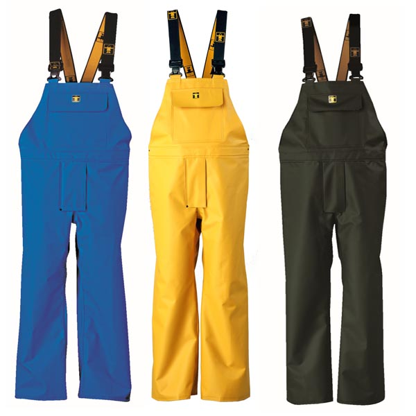 Guy Cotten Heavy Duty Bib & Brace Trousers