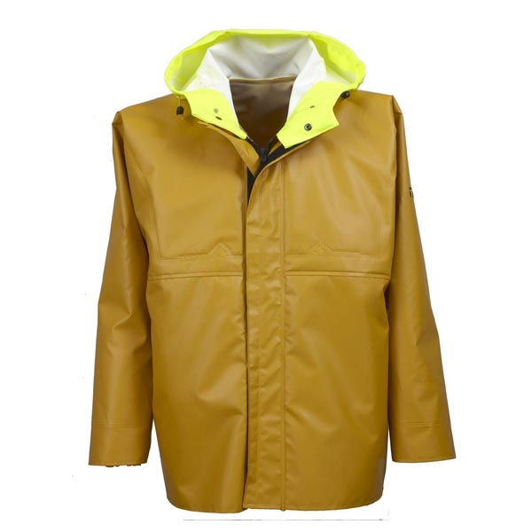 Guy Cotten Isoclas Jacket - Size 05) XX Large