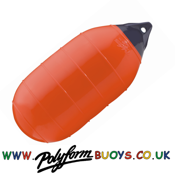 LD 2 Polyform Buoy - Red