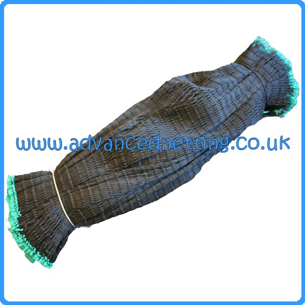 4mm x 60mm Inside Mesh 1000ML x 18.5 MD Black Pot Netting
