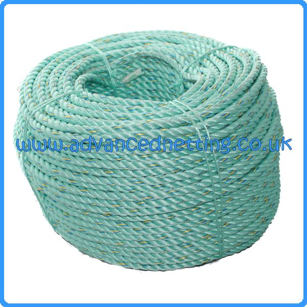 12mm Ocean Polysteel Rope 220m Coil