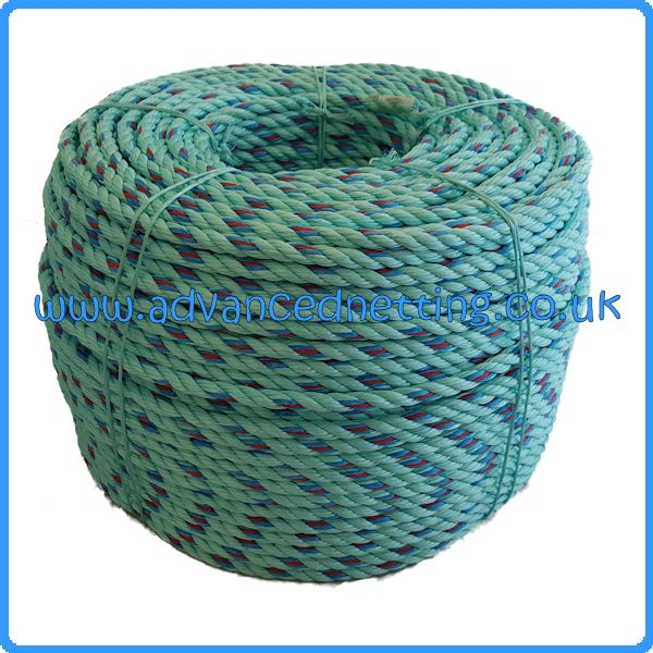 10mm Ocean Super Polysteel Rope 220m Coil