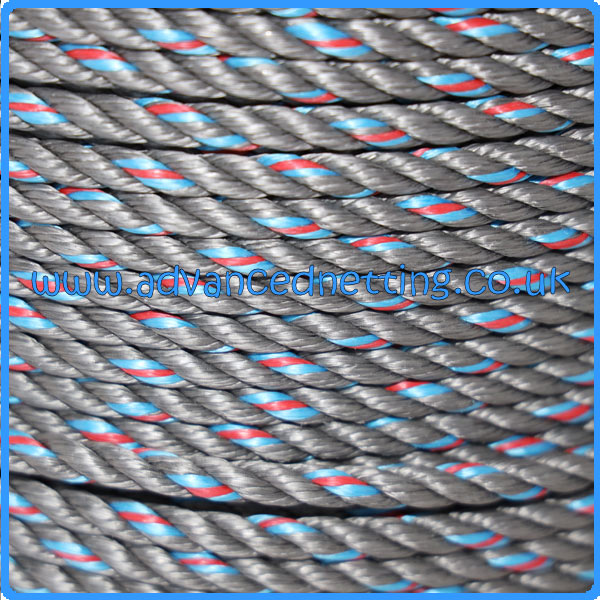 12mm Ocean Super Polysteel Rope 220m Coil