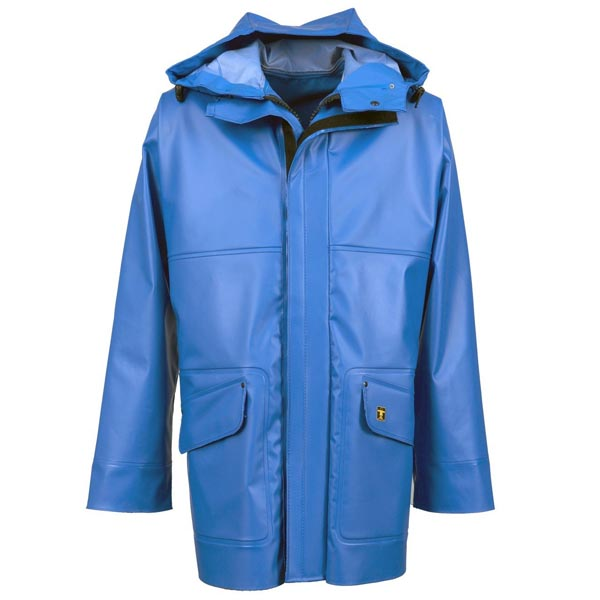 Rosbras Jacket (Nylpeche) - Colour: Blue - Size 03) Large