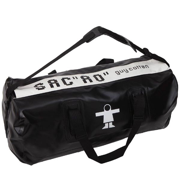 Guy Cotten Sac Ao Holdall Colour:Black