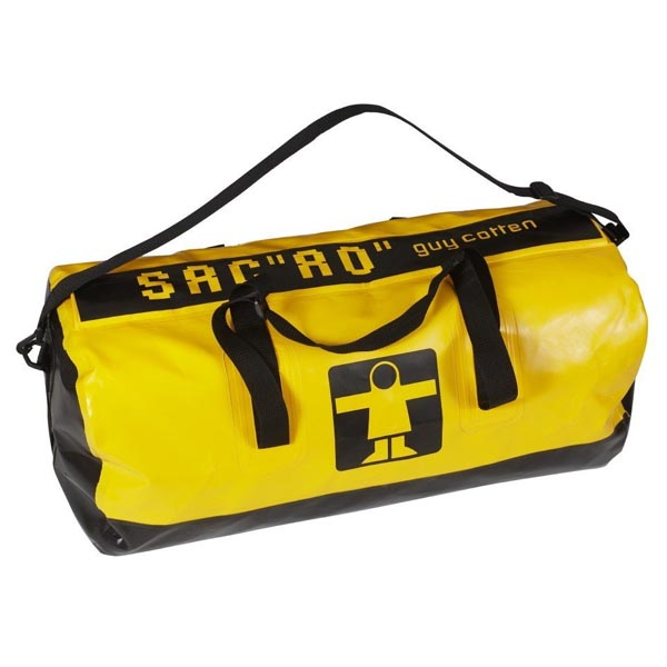 Guy Cotten Sac Ao Holdall Colour:Yellow/Black