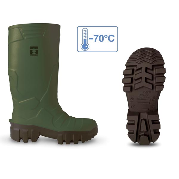 Guy Cotten GC Thermo Boots Colour: Green