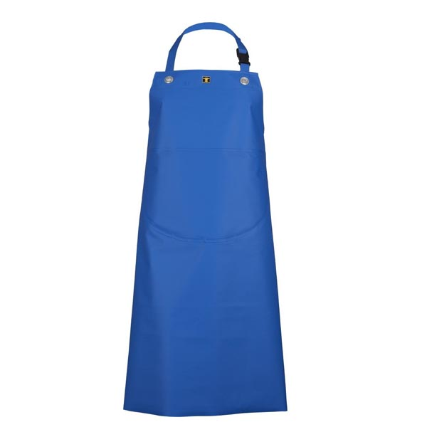 Guy Cotten Isofranc Apron - Colour: Blue - Size: Small