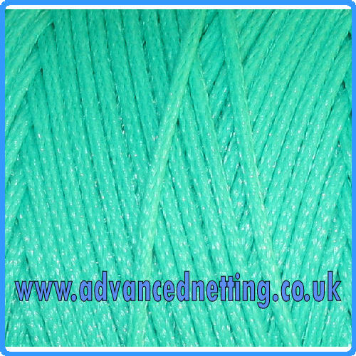 2.5mm Green Braided PE Twine (1 kilo Spool)