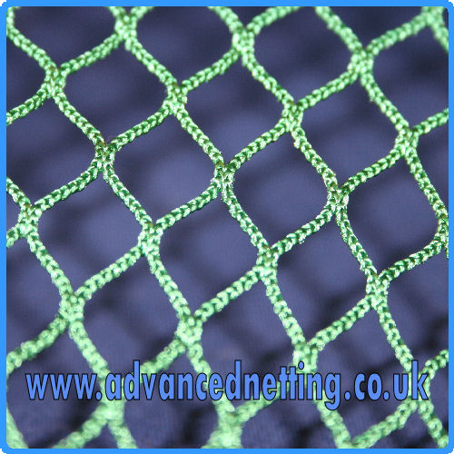 Knotless & Knotted Nylon Netting