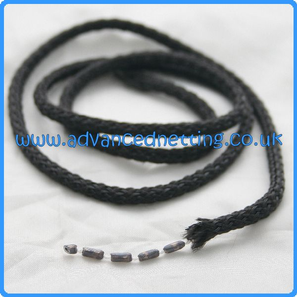 No. 2 Lead Line 3.3 KG/100M (All Black Casing)